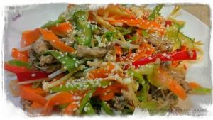 Simple sweet carrot salad_wtr