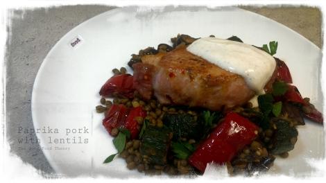 Paprika pork with lentils_wtr