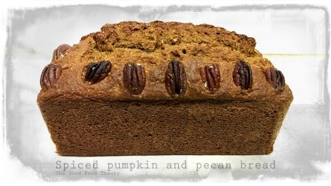 Spiced pumpkin and pecan bread whole_wtr