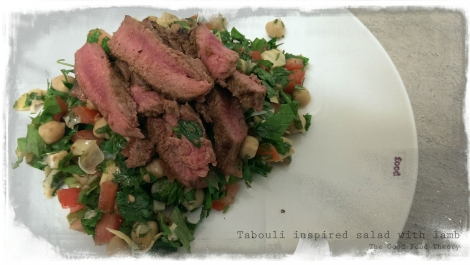 Tabouli inspired salad_wtr
